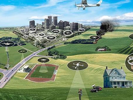 La NASA met à l'épreuve à l'échelle nationale le système de contrôle du trafic pour les drones.