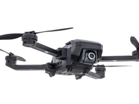 Yuneec lance le Mantis Q un drone super compact à commande vocale
