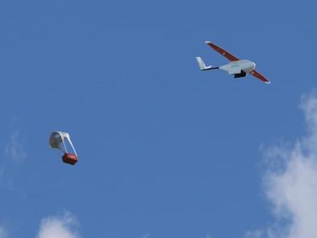 Des drones délivrant du sang vont desservir 20 hôpitaux du Rwanda cet été
