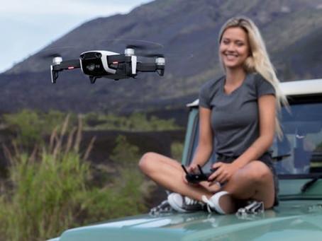 DJI présente le Mavic Air une nouvelle version de son drone compact