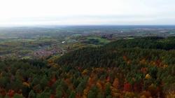 Le Village vue Ouest et Foret