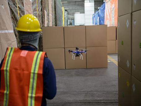 Le quadcopter du DARPA Navigue à pleine charge de manière autonome à l'intérieur d'un labyrinthe int