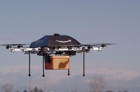 Un système de contrôle du trafic aérien des Drones à l'horizon