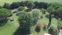 Photo Aérienne de Jardins