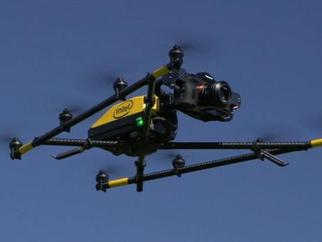 Intel démontre le potentiel des drones pour les inspections automatisées des infrastructures