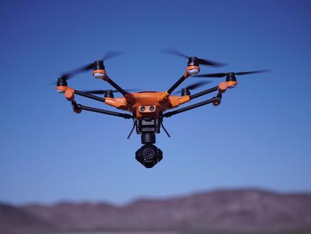 Yuneec cible les marchés industriels et commerciaux avec le drone H520