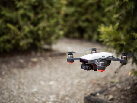 Le petit drone Spark de DJI n'a besoin que de vos mains pour voler