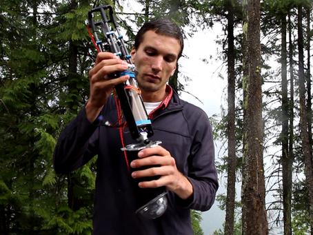 Le drone Infrarouge Sentry retrouve les traces chaudes sur la piste des randonneurs disparus
