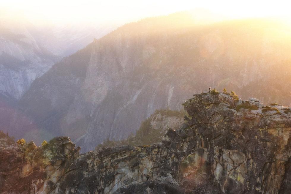 Half Dome at Yosemite Santa Barbara Chiropractor