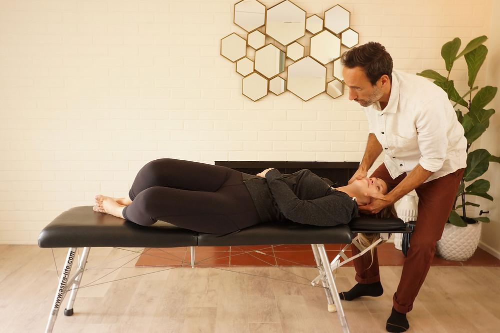 Holistic Chiropractic Adjustment in Santa Barbara, California