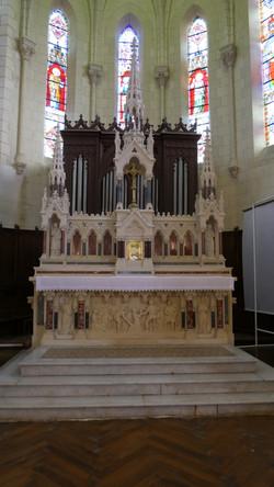 Eglise - Saint-André des Eaux (11)