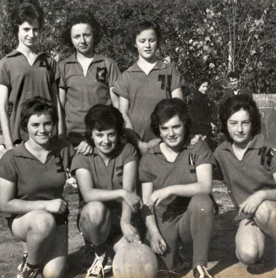 cadettes 1962