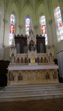Eglise - Saint-André des Eaux (9)
