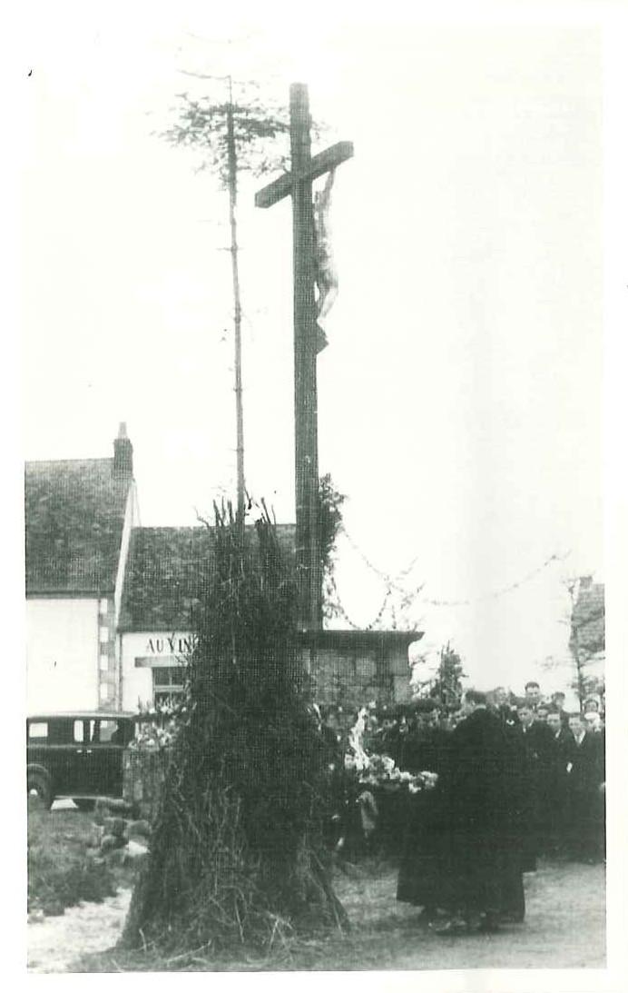 1937 - Inauguration du Clocher