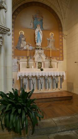 Eglise - Saint-André des Eaux (7)