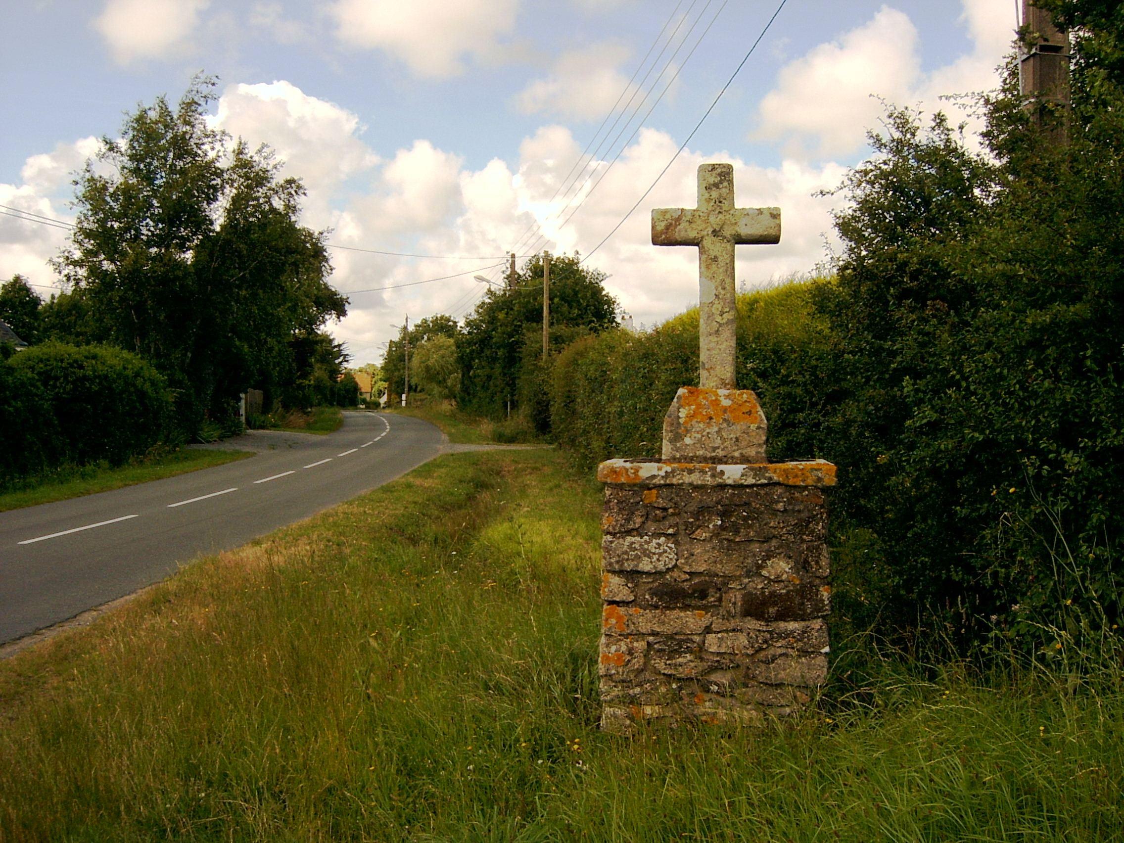 croix de la Rue Jean