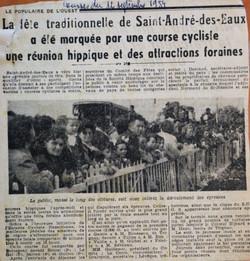 1954 fête St André (2)