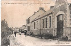 Ecole publique des filles - Rue de Bretagne