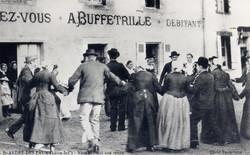 Bal devant chez Buffetrille