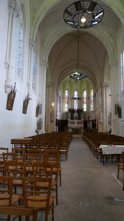 Eglise - Saint-André des Eaux (12)