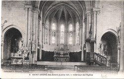 4_SAINT-ANDRE-des-EAUX_-_Intérieur_de_l'Eglise