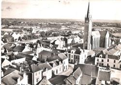 1 - SAINT-ANDRE-DES EAUX - Vue générale, l'Eglise