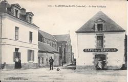 Café de la Bacule