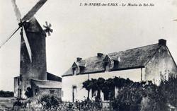Moulin de Bel Air en 1924