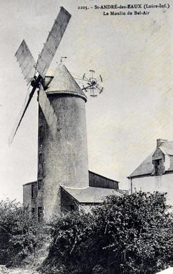Moulin de Bel Air- 1888 - 1976