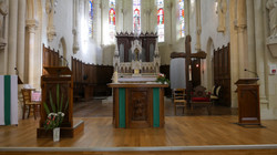 Eglise - Saint-André des Eaux (1)