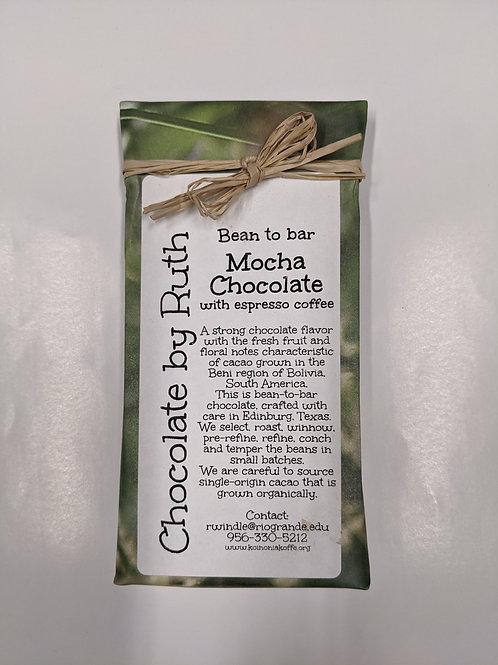 Mocha chocolate