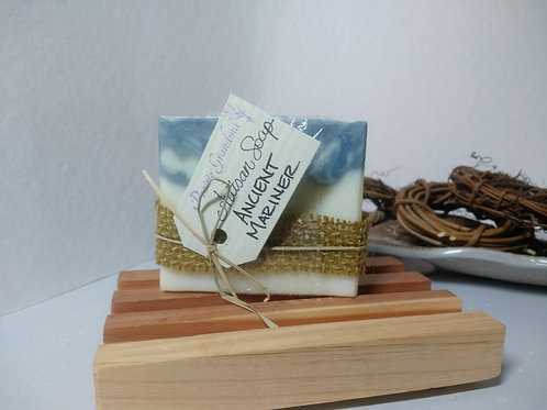 Ancient Mariner artisan soap