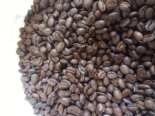 Brazil coffee, whole bean, fresh roasted, fair trade, coffee, custom roasted, Koinonia Koffe, Prairie Grandma