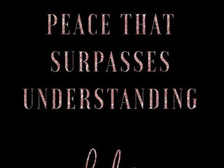 Got PEACE?