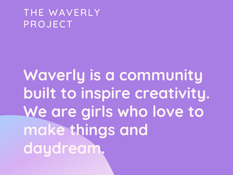 Cabin Fever? Try this Fun Activity for moms, daughters, sisters & friends from The Waverly Project!