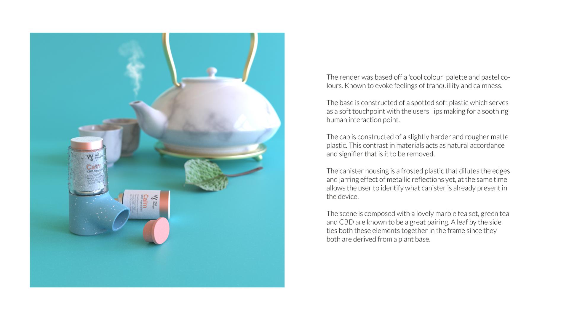 CBD Inhaler Story
