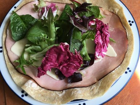 My pretty lunch