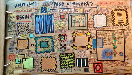 Page o' Squares