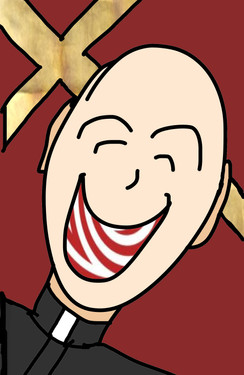 Laughing Pater