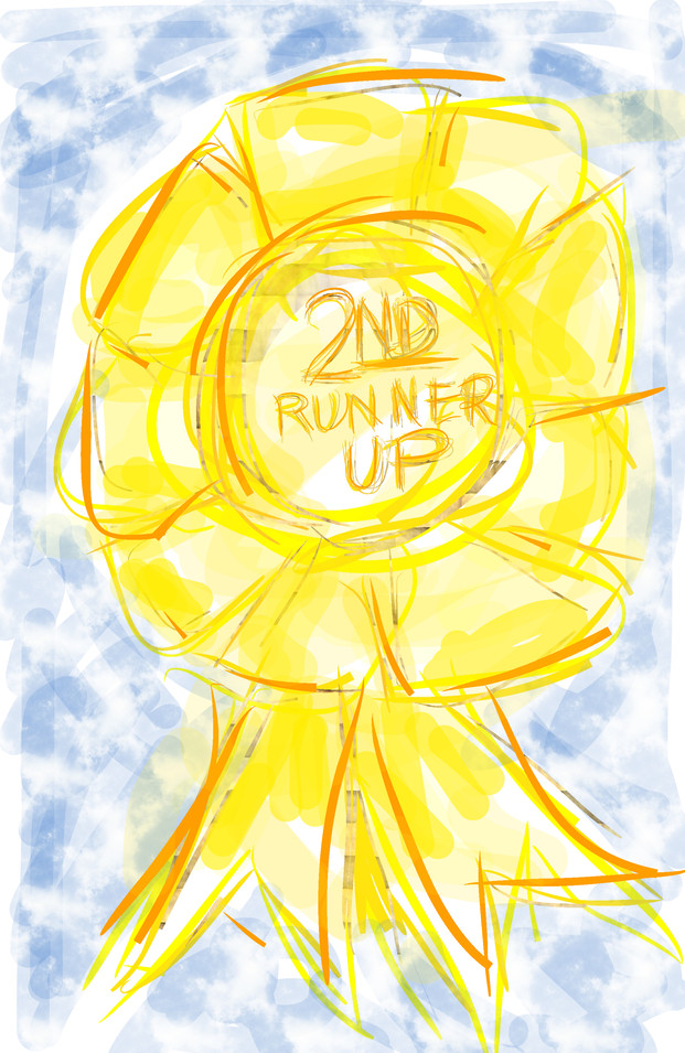 You're ALL Second Runners-Up!