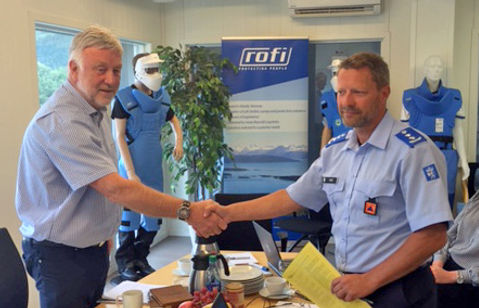 ROFI AWARDED LONG TERM AGREEMENTS WITH DSB! | ROFI as
