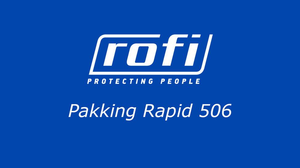 Pakking Rapid 506