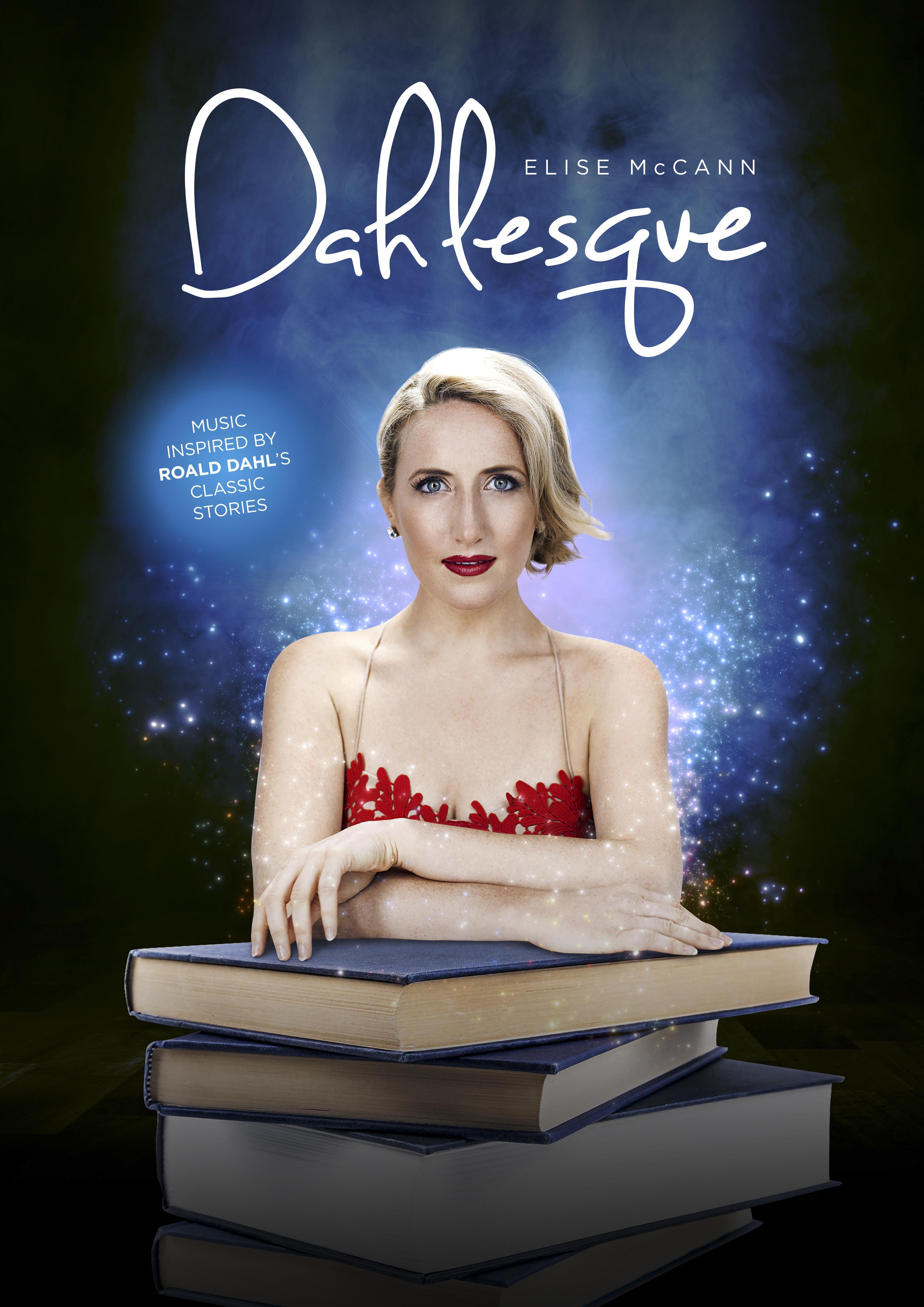 Dahlesque - Elise McCann