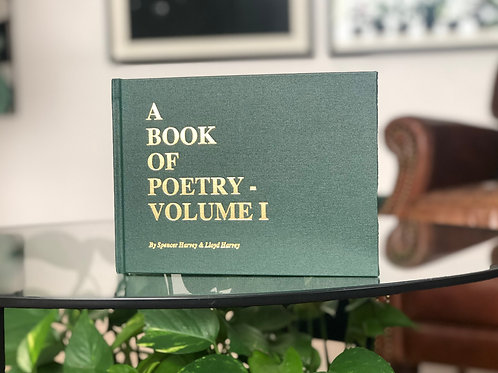 A Book of Poetry - Volume I