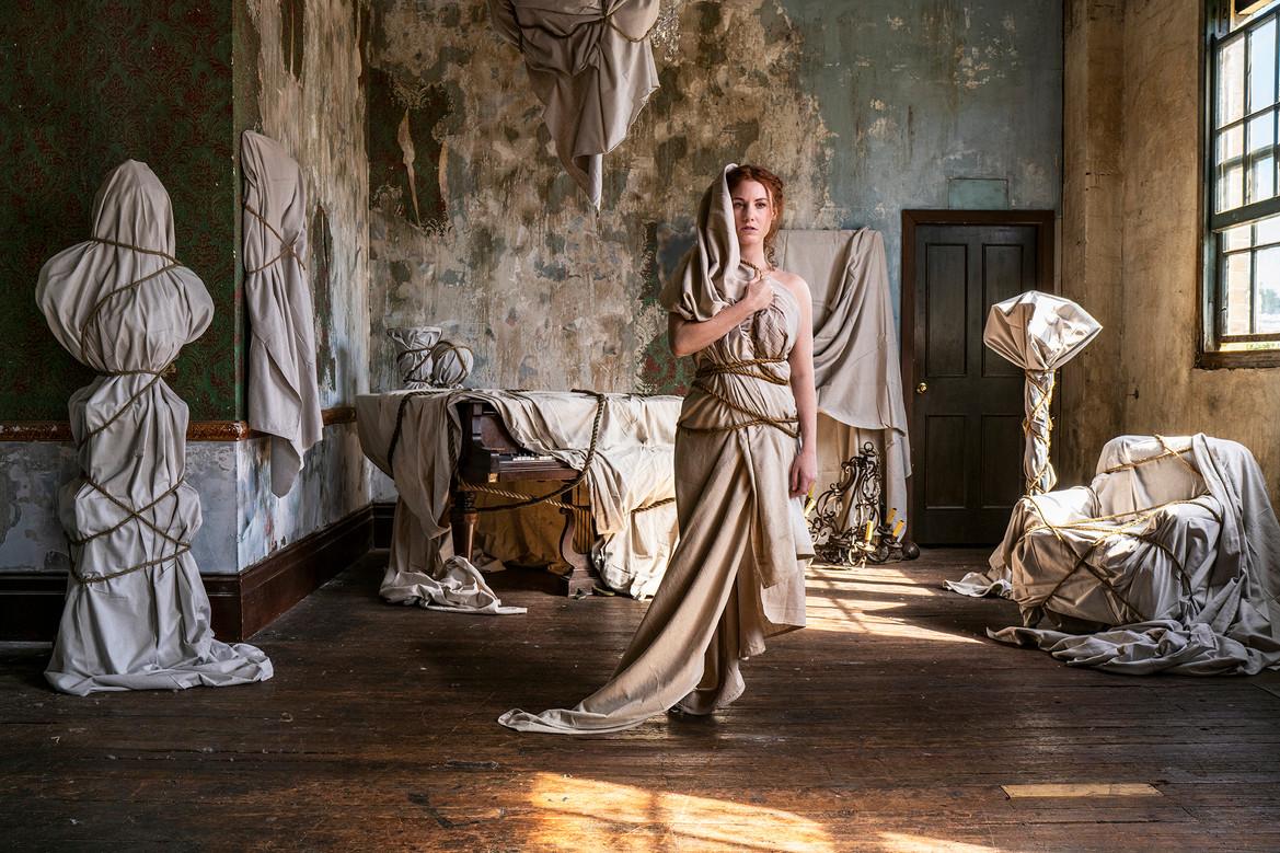 16. The Statue - Danielle Baynes