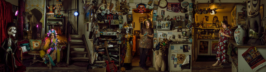 3. The Ritual - Wendy Sharpe