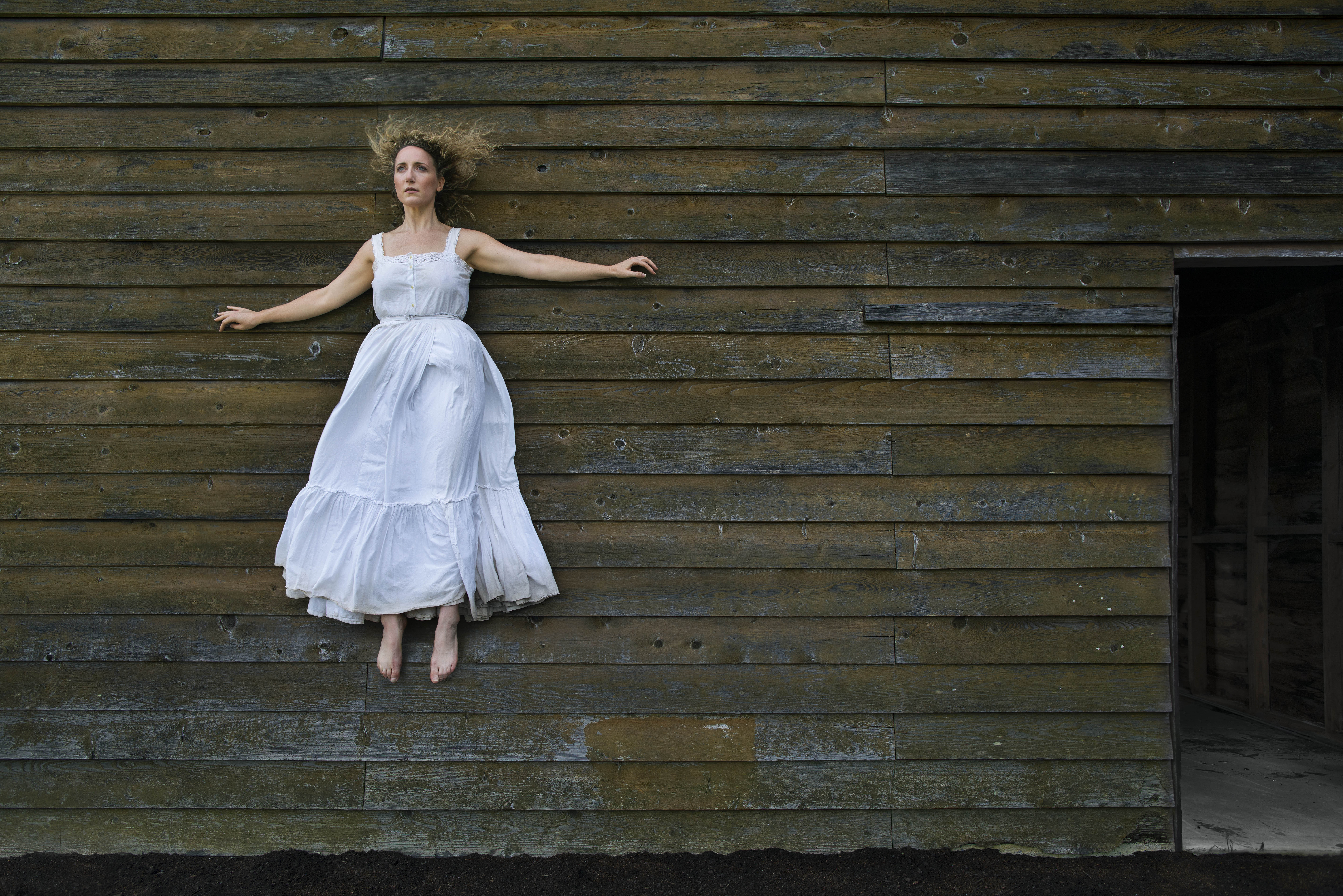 The Wall - Elise McCann
