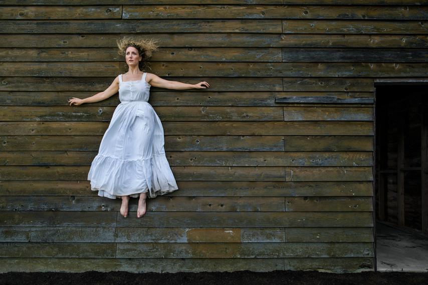 13. The Wall - Elise McCann