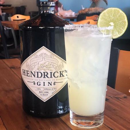 Hendrick's Margarita