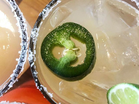 Jalapeño Honey Margarita